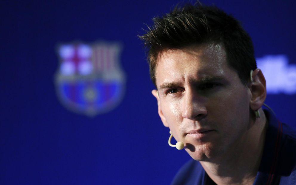 El día que Messi vació su taquilla porque tenía decidido marcharse del Barcelona