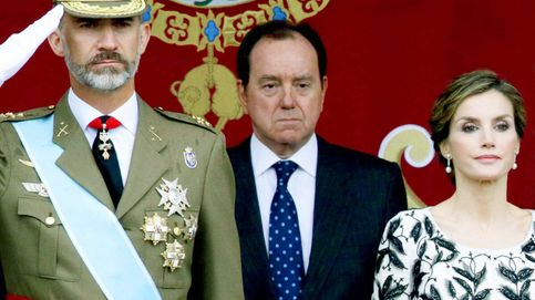 Jaime Alfonsín, el enigmático hombre de confianza de Felipe VI, a las puertas de la jubilación