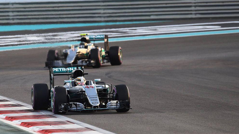 ¿Fue Lewis Hamilton un 'guarro' con Nico Rosberg o todo lo contrario?
