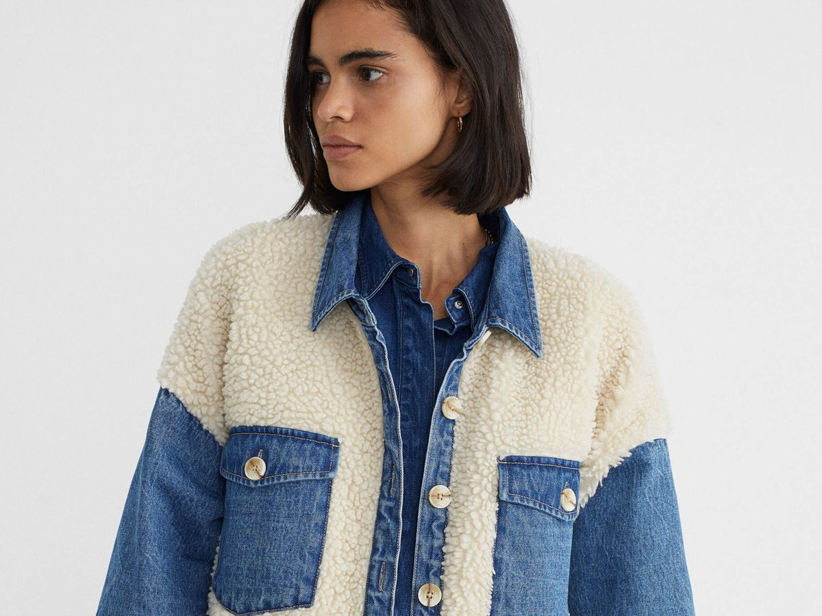 Foto: La chaqueta de Parfois. (Cortesía)