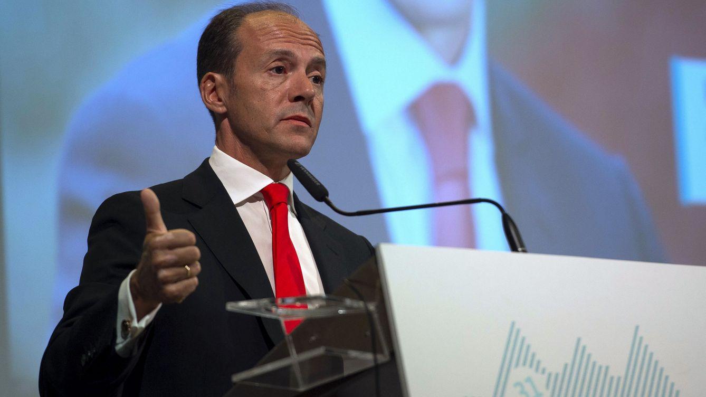 Botín prepara el relevo de Rami Aboukhair como CEO de Santander España