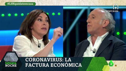 Angélica Rubio e Inda, peleados por el coronavirus: Publicaste noticias falsas