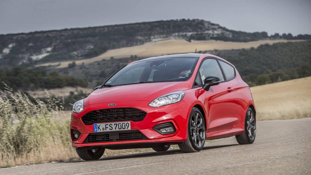 Conducimos el nuevo Ford Fiesta, más dinámico y seguro