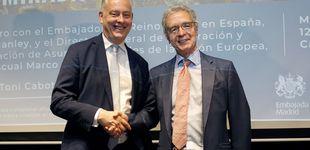 Post de José Pascual Marco, nuevo embajador en Londres