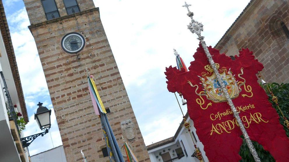 Profanación en la basílica: la otra 'guerra' del Santuario de la Cabeza