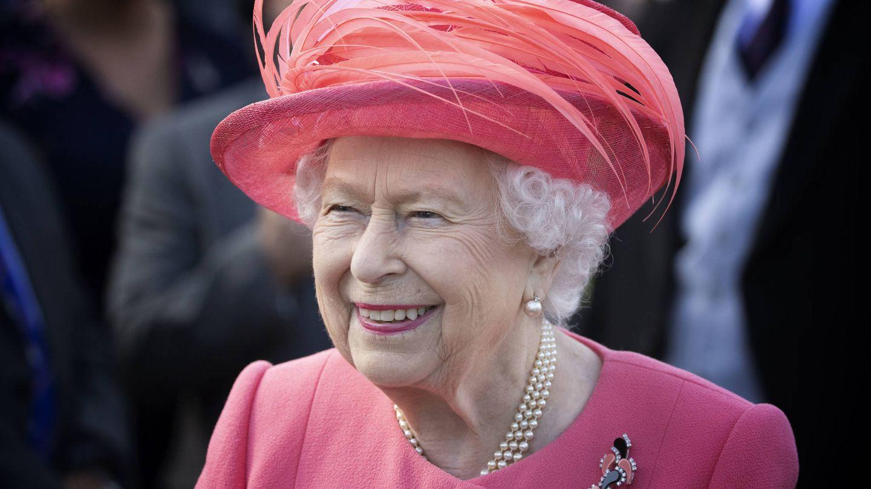 Reina Isabel II, en una imagen de archivo. (Getty)