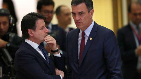 Sánchez y Conte se plantan ante la negativa a medidas europeas ante el Covid-19