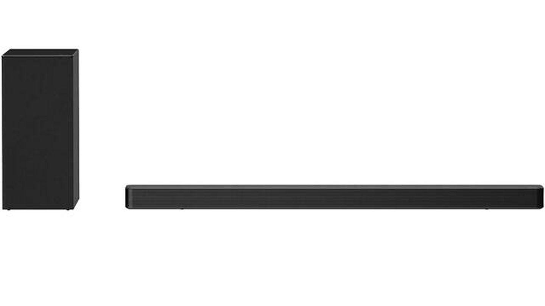 Barra de sonido 3.1 LG SN6Y con 420W de potencia