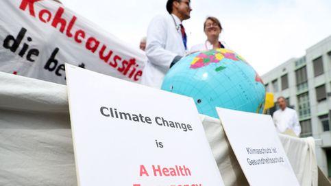 Médicos de todo el mundo piden más acción contra la crisis climática