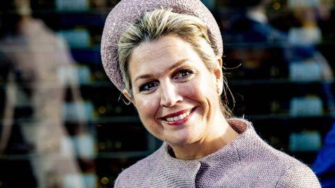 Máxima de Holanda se gasta 18.000€ en tres abrigos de Oscar de la Renta