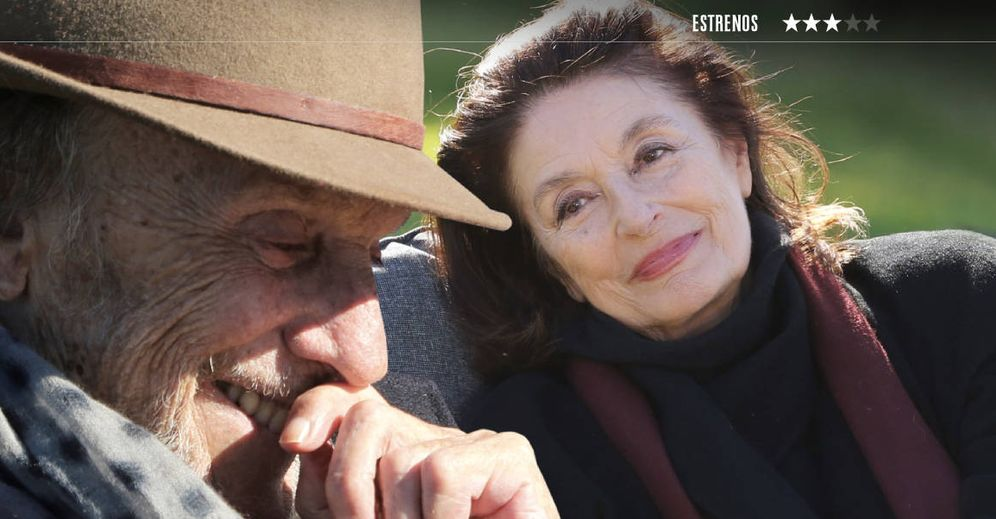 Foto: Jean-Louis Trintignant y Anouk Aimée, en 'Los años más bellos de una vida'. (Caramel)