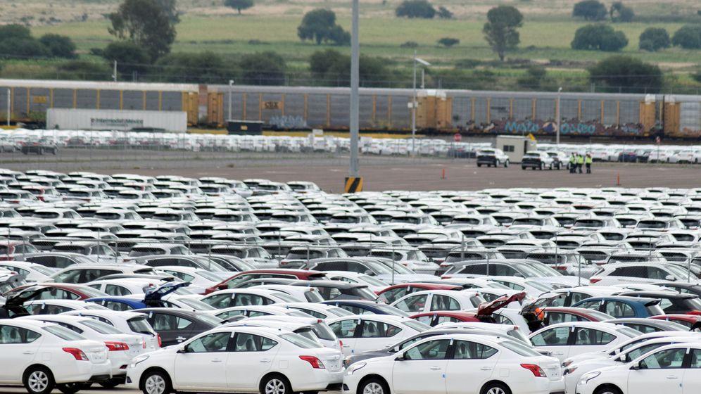 Foto: Coches de Nissan. (Reuters)