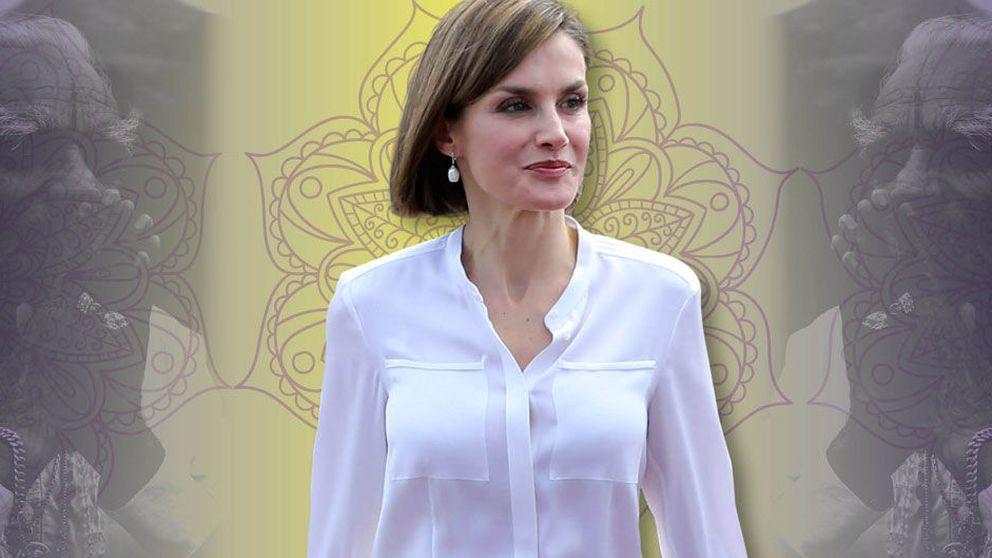 Iyengar Yoga, la disciplina que mantiene en forma a la Reina Letizia