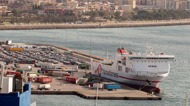 El puerto de Las Palmas. (EFE)