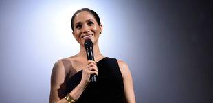 Post de Meghan Markle saca las uñas en su reaparición sorpresa en los Fashion Awards