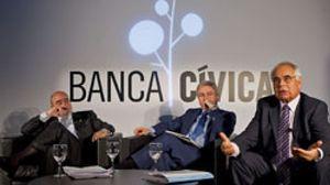 Banca Cívica prevé presentar este miércoles a la CNMV el folleto de su salida a Bolsa e iniciará el road show
