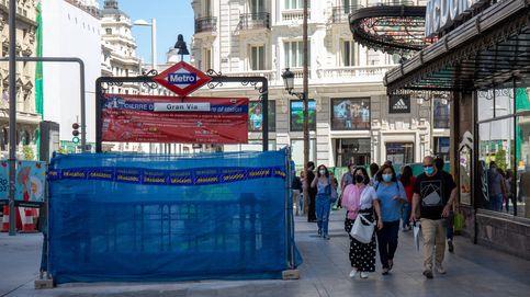 ¿Esto es el metro o la Sagrada Familia? Por qué Gran Vía lleva 1.000 días cerrada