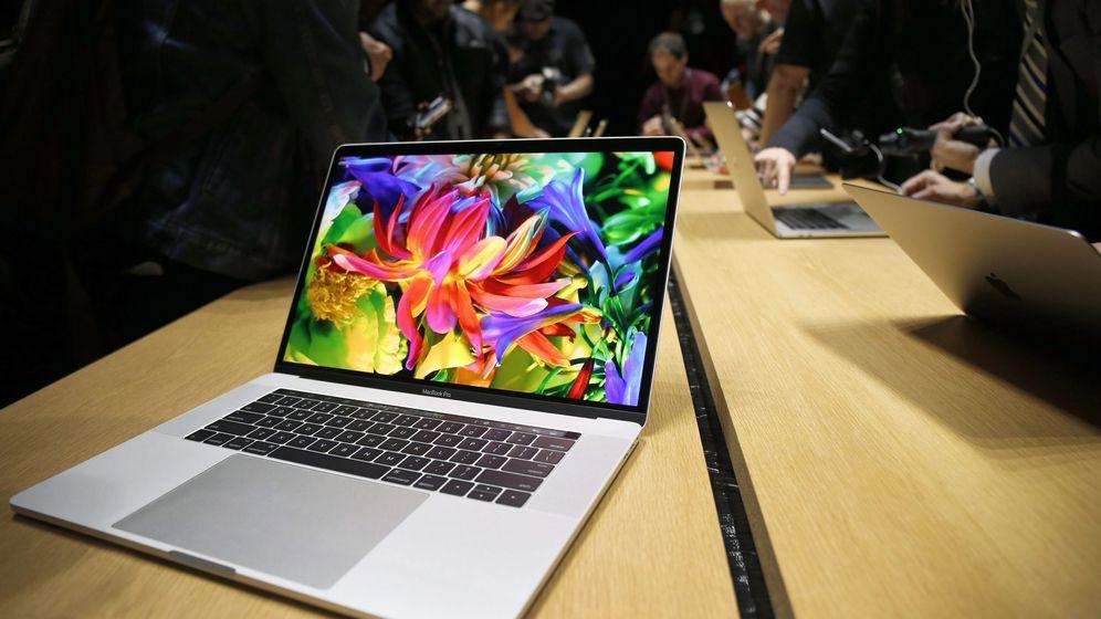 Foto: El nuevo MacBook Pro es uno de los equipos destacados del año. (EFE)