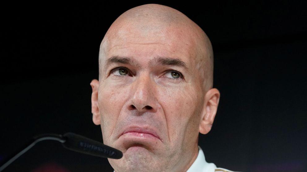 Los motivos por los que Zidane renuncia a hablar de un Barça - Real Madrid politizado