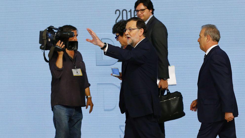 El PP valora a Rajoy como el único candidato solvente y de Gobierno