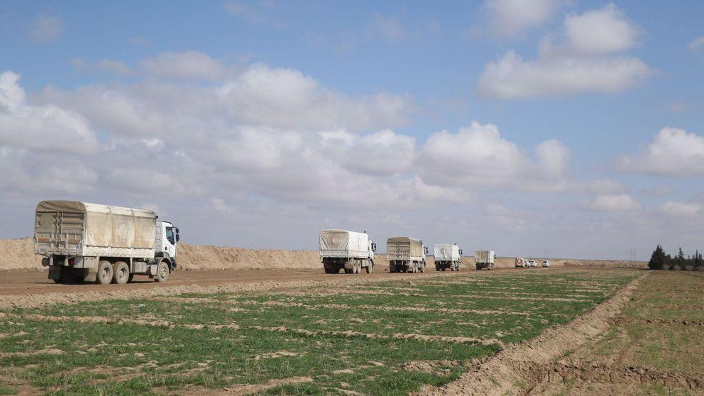 La UE reprocha a Rusia y China la reducción a un solo punto de ayuda humanitaria a Siria