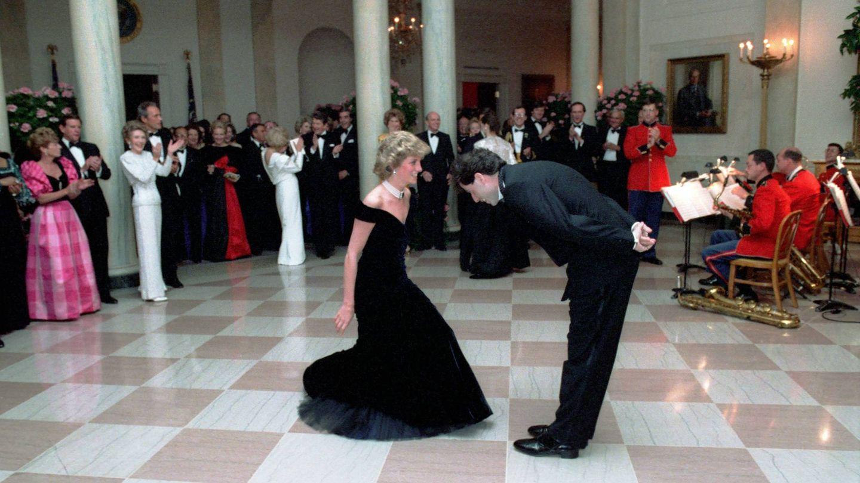 Otro instante de aquel baile de película. (Cordon Press)