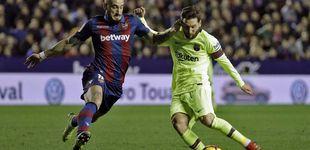 Post de Levante - FC Barcelona: horario y dónde ver en TV y 'online' la Copa del Rey