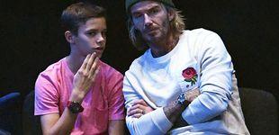 Post de Romeo, hijo de Beckham, no quiere ser como su padre y ultima su salto al tenis