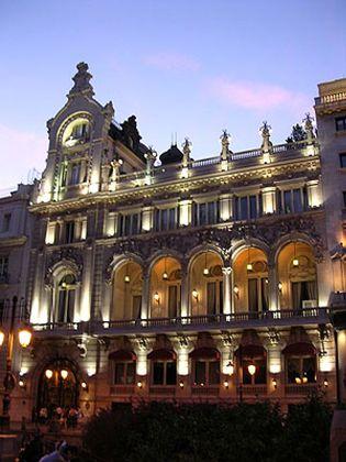 Foto: El Casino de Madrid y su incursión en el séptimo arte