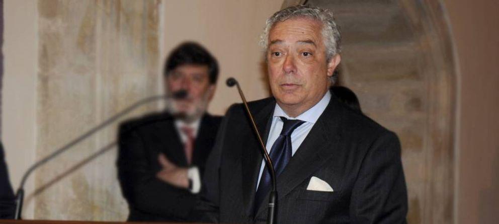 Foto: Luis Delso, presidente de Isolux (EC)