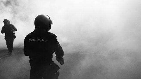 Los antidisturbios afrontan la nueva ola de ira social mermados y desmotivados