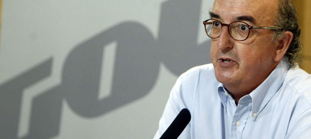 Foto: Jaume Roures, presidente de Mediapro (EFE).