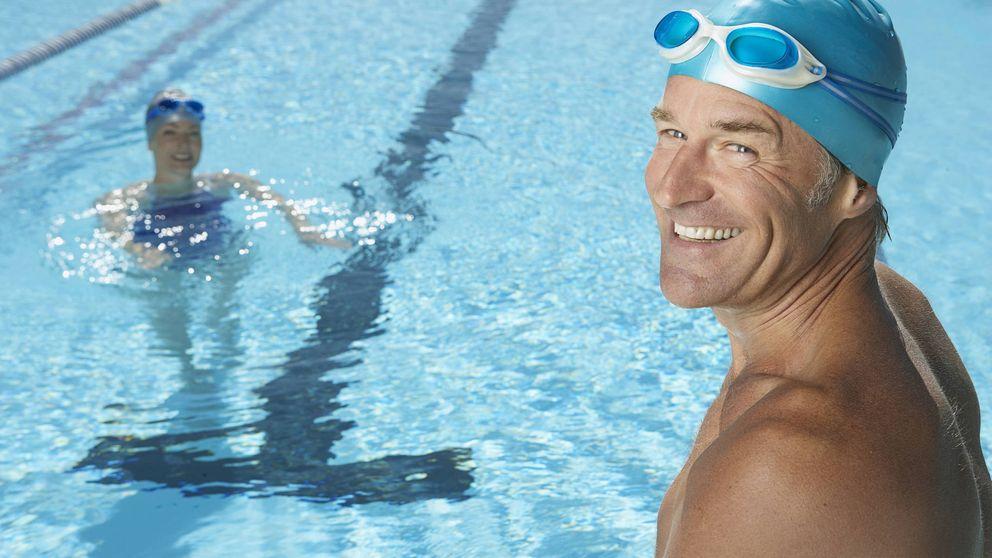 El sencillo entrenamiento acuático que te pondrá en forma rápidamente