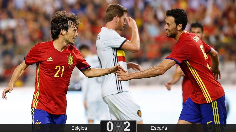 La España de Lopetegui promete