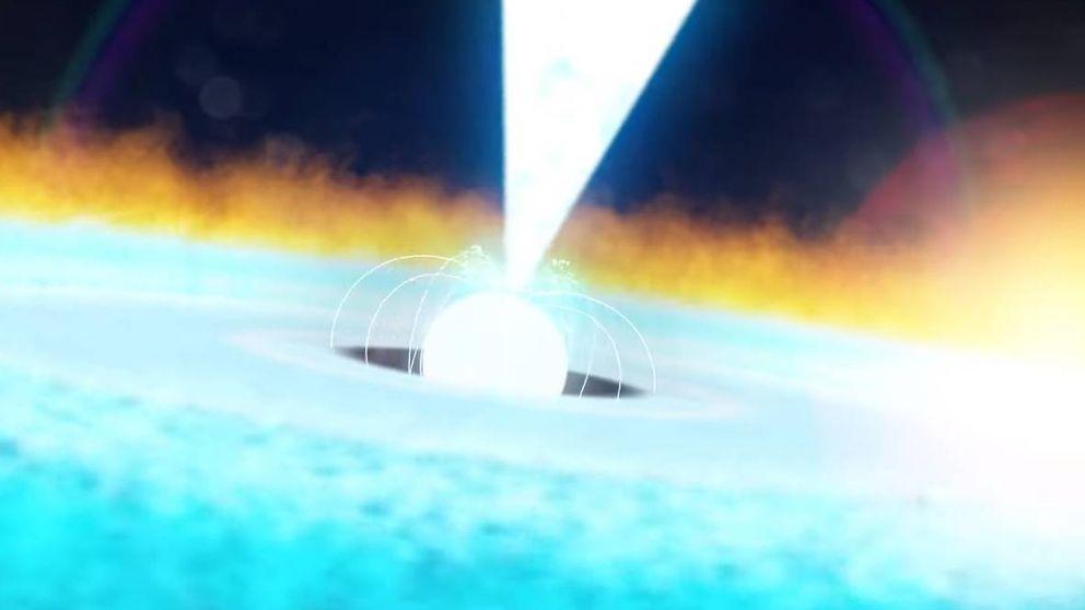 La NASA detecta una explosión termonuclear masiva en el espacio