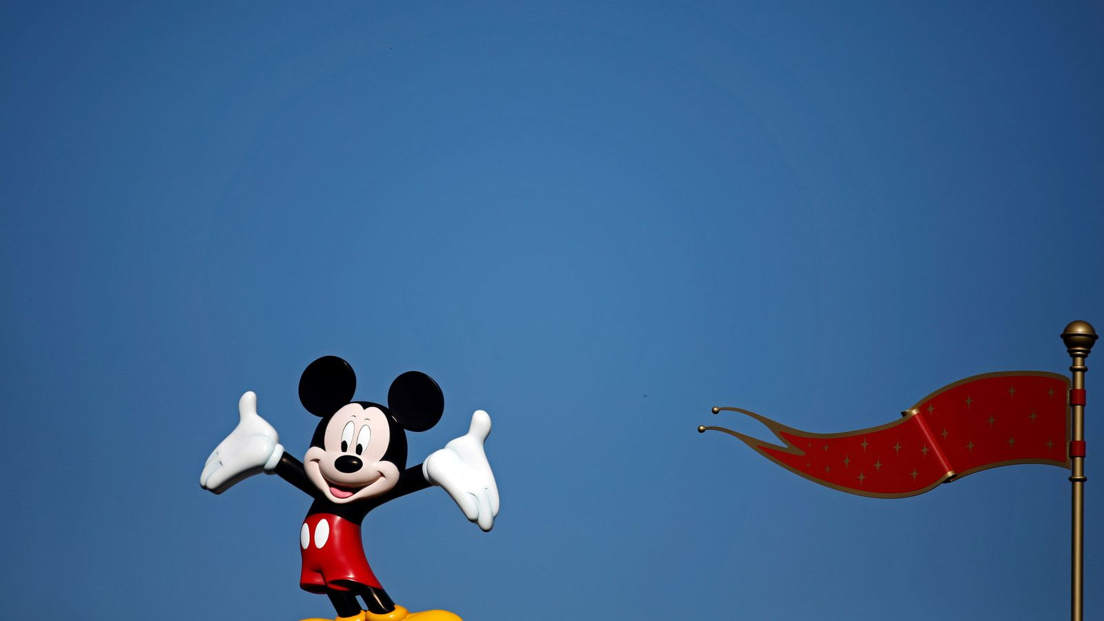 Foto: Un libro afirma que Walt Disney no inventó a Mickey Mouse. (Reuters)