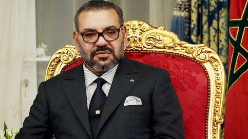 Mohamed VI, espiado como su 'hermano mayor' Juan Carlos