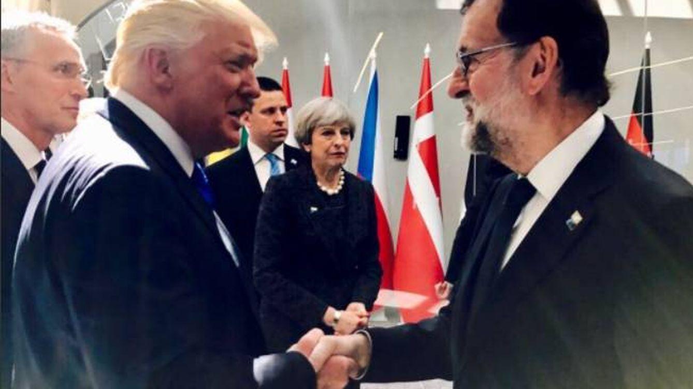 La Administración de EEUU expresa su apoyo a España antes de la cita Rajoy-Trump