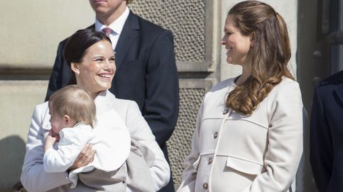 Sofía Hellqvist muestra su lado más maternal con la hija de Magdalena
