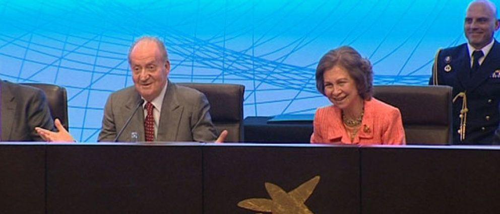 Foto: Los 'desplantes' de don Juan Carlos a la reina Sofía
