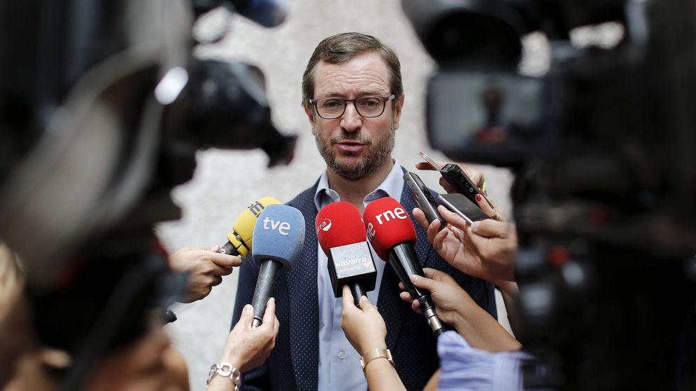 Maroto llama a Puigdemont a la cordura y le avisa de un posible delito de rebelión