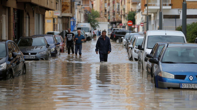 Las calles de Orihuela. (Reuters)