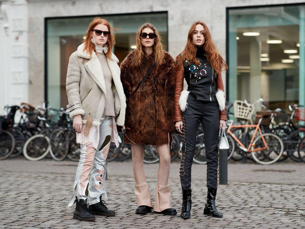 Foto: Street Style de la Semana de la Moda de Copenhague. (Imaxtree)