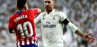 Post de La mala fama de Sergio Ramos porque le tienen envidia y el falso pisotón