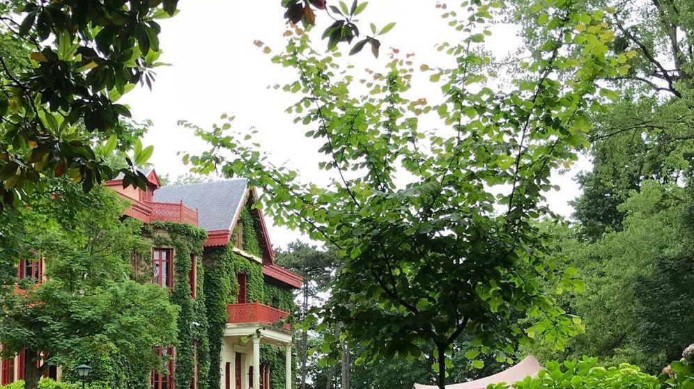 Foto: Palacio de Arbaizenea. (Cortesía)