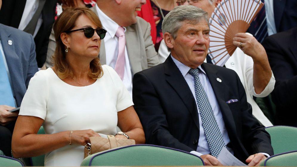 Foto: Carole y Michael Middleton, en una imagen de archivo. (Reuters)