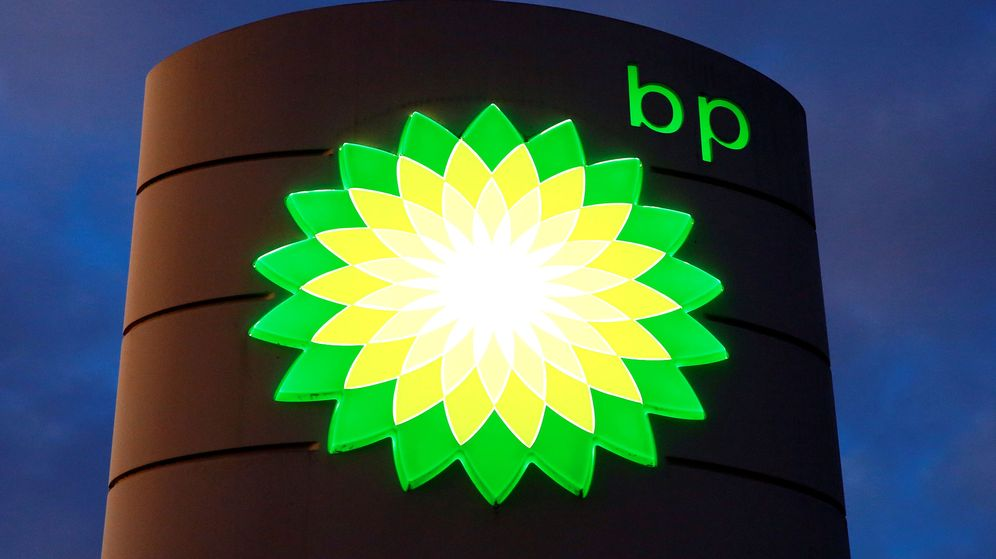 Foto: Logo de la petrolera BP. (Reuters)