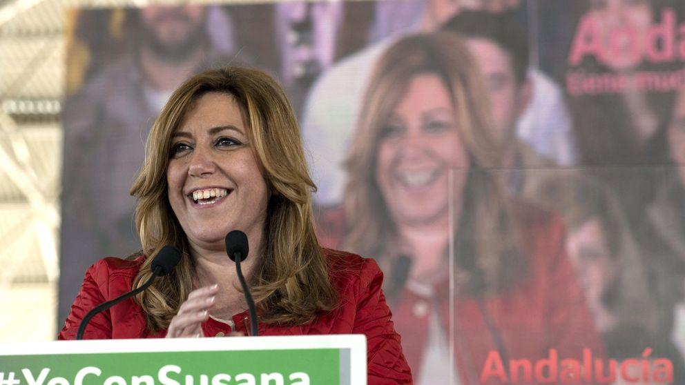 Elecciones en Andalucía: Díaz gana, pero sin mayoría absoluta