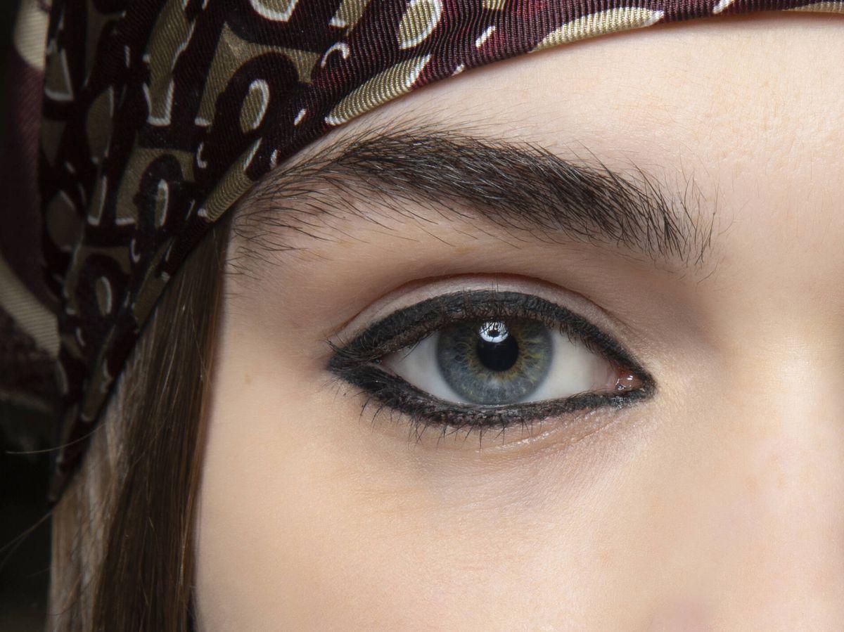 Foto: La micropigmentación se puede utilizar en distintas partes del rostro, como por ejemplo el delineado de los ojos o el perfilado de los labios. (Imaxtree)