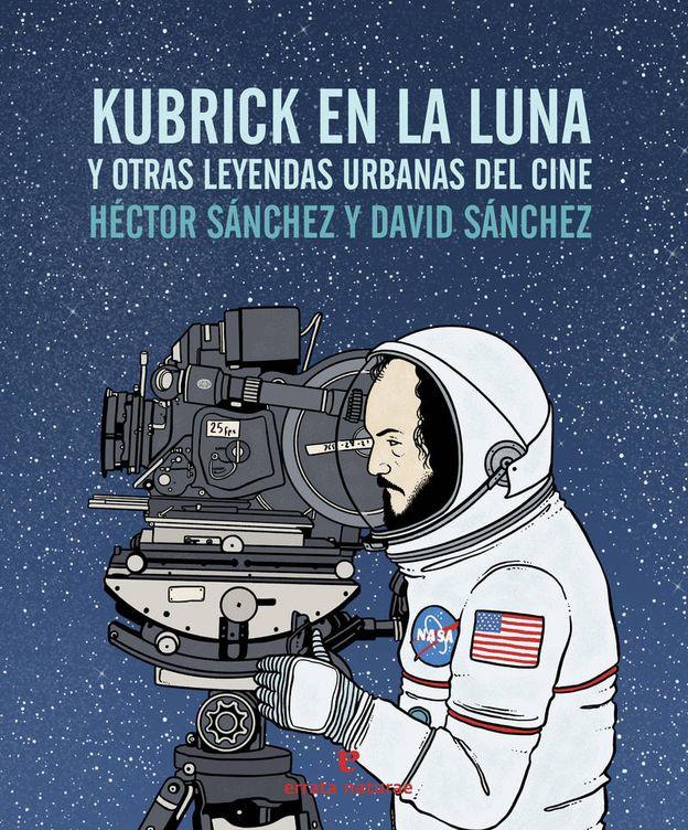 Foto: 'Kubrick en la luna'.
